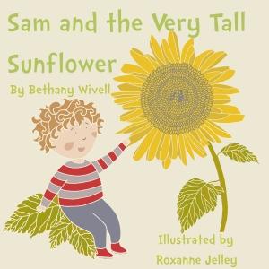 Sam&Sunflowerfrontcover